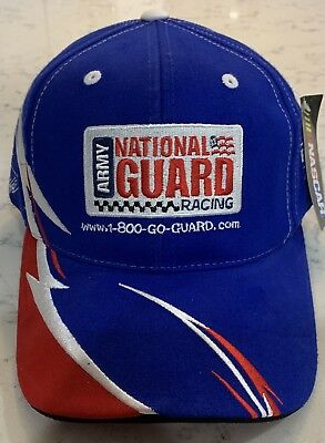 Greg Biffle  16 NASCAR Army National Guard Roush Racing Hat Cap New W  Tag 02caed451f0d