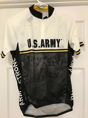 Primal Wear US Army Strength Cycling Jersey Men s Short Sleeve-Brand New! d61adc7d4