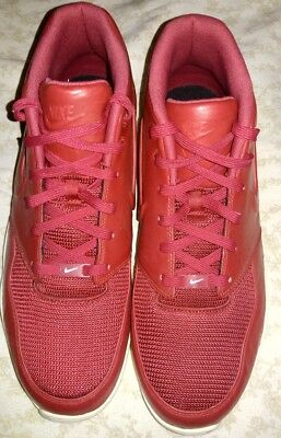 d67f0759f0f3 Nike Air Entertainer Gym Red Gym Red Sail (819854 600) Men s Shoes Sz