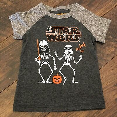 Star Wars Toddler Boys Shirt Size 12 Months New Without Tags