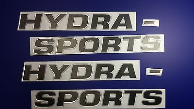 """HYDRA-SPORTS boat Emblem 43"""" + FREE FAST delivery DHL express"""