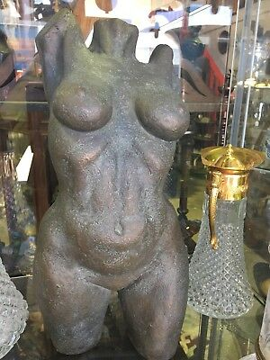 Nude Bronze Sculpture