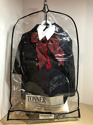 "Tonner Betsy McCall 29"" Doll - ""Town & Country School Outfit"". NWT!"