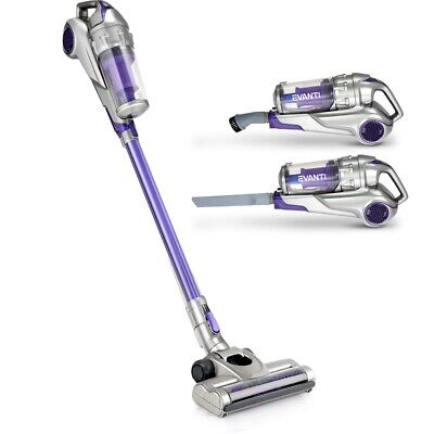 2-Speed Rechargeable Cordless Vacuum Cleaner Handheld Bagless Lightweight 120W