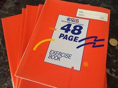 Exercise Books 48 Page X 6