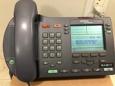 Nortel NTEX00 i2004 Business IP Phone