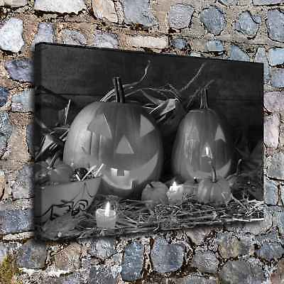 Halloween HD Canvas print Painting Home Decor Picture Room Wall art Poster H2219