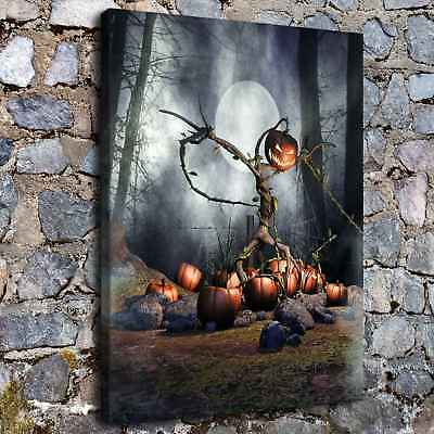 Halloween HD Canvas print Painting Home Decor Picture Room Wall art Poster H2228