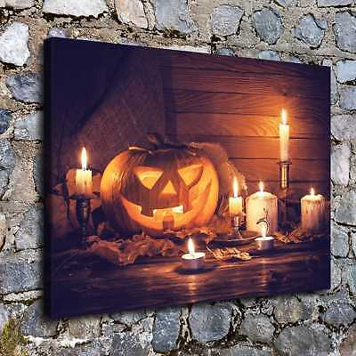 Halloween HD Canvas print Painting Home Decor Picture Room Wall art Poster H2244