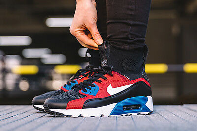 detailed look 5a5c6 86a62 Nike Air Max 90 Htm Flyknit Ultra Superfly Uk 11 Eur 46 Us 12 Nikelab 1