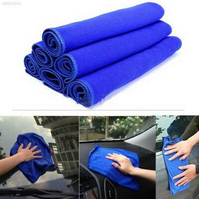 A4E5 5PCS Car Wash Cloth Cleaning Towels Cleaning Cloth Microfiber Duster Cloth