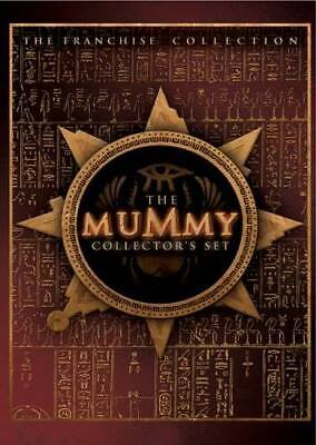 The Mummy Collector's Set (The Mummy/ The Mummy Returns/ The Sc - VERY GOOD