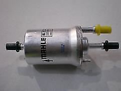 Genuine Mahle KL572 OE Fuel Filter for Audi A3 Seat  Skoda VW 1K0201051K