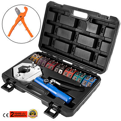 71500 Hydraulic Hose Crimper Tool Kit  Crimping Repaire Air Conditioner GOOD