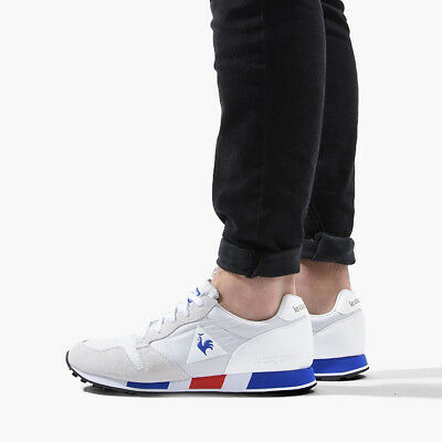 dde03a0843b Chaussures Hommes Sneakers Le Coq Sportif Omega Sport Optical  1910579