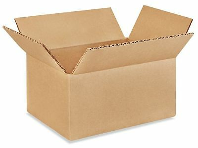 """Cardboard Box 9X6X4"""" Postage Packaging Mail Small Parcel Gift Uk Single Wall"""