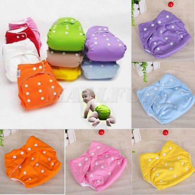BAMBOO TOWELLING Baby Reusable Washable Cloth Nappy Real Diaper new