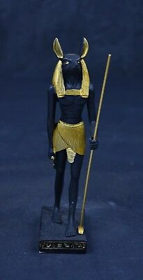 Ancient Egyptian Anubis Statue