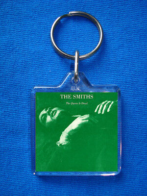 The Smiths-Queen Is Dead Keyring Morrissey