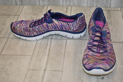 18ff602d5106   SKECHERS Empire - Game On Sneakers - Women s Size 8 - Multi-Color