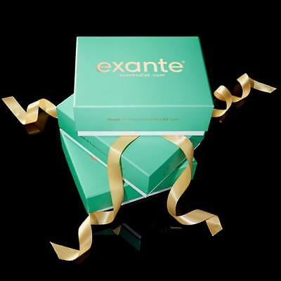 EXANTE Festive Box Ltd Edition £20 off, shakes bars and gifts! RRP £50+++