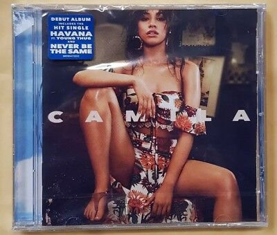 Camila Cabello,  Camila Cd New