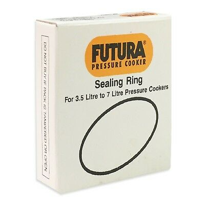 Futura Sealing Ring For 3.5 To 7 Ltr Pressure Cooker F10-16 Set Of 1