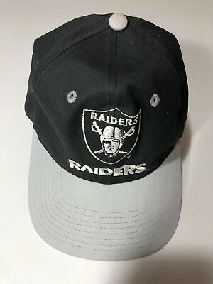 e937307a5 VINTAGE DEADSTOCK 90S Los Angeles Oakland RAIDERS NFL Football ...