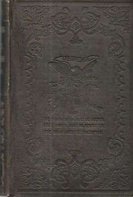 SAGES AND HEROES OF THE AMERICAN REVOLUTION by Judson (1852 HC)