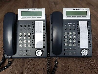 Joblot 2x Panasonic KX-NT343NE Phones