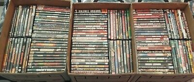 Horror DVD B-Movie Compilation Odd Ball Massive Lot Around 500 Movies-137 Cases