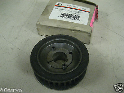 """Gates Poly Chain Gt Sprocket P/n 8Mx-30S-21 1108 #77182030 With Taper Lock 7/8"""""""