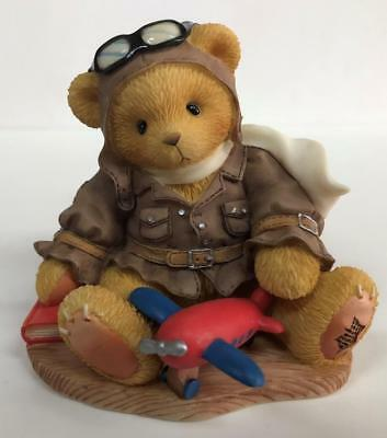 Cherished Teddie Lance New with Box