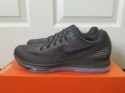 NIKE ZOOM ALL Out Low Green Black Men's Running Shoes Sz 9