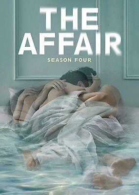 The Affair Season 4 Dvd - Brand New & Sealed + Free Priority Post + Tracking