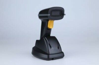 NEW OXHORN USB BC-WL WIRELESS LASER BARCODE SCANNER WITH USB HOST INTERFACE.f.
