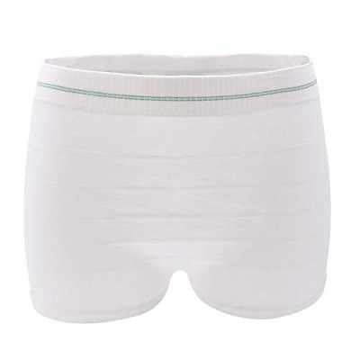 Women's Seamless Postpartum Underwear Disposable High Waist C-Section Recovery