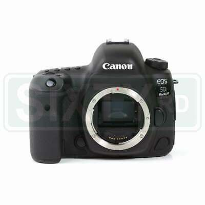 NEW Canon EOS 5D Mark IV DSLR Camera (Body Only)