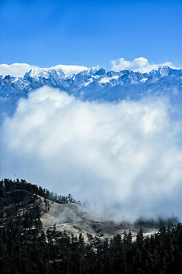 DIGITAL PHOTO PICTURE IMAGE WALLPAPER SCREENSAVER DESKTOP Himalayas in nepal