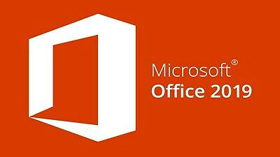 Microsoft Office 2019 Home and Business PC/Mac Retail Pack 1 License Medialess