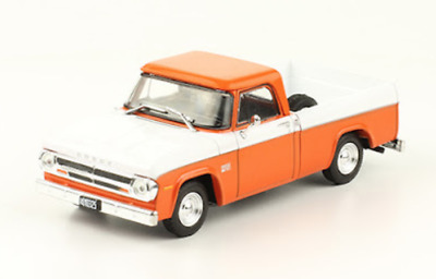 Dodge D-100 1975 Rare Argentina Truck Diecast Scale 1:43 Sealed + Magazine