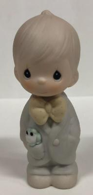 Precious Moments Figurine Best Man New with Box
