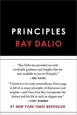 Principles: Life and Work Hardcover – 10 Oct 2017 by Ray Dalio