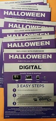 Halloween 2018 Canadian Digital code only