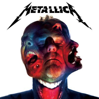 Metallica Hardwired…To Self-Destruct - doppio CD 2 nuovo in cellophane