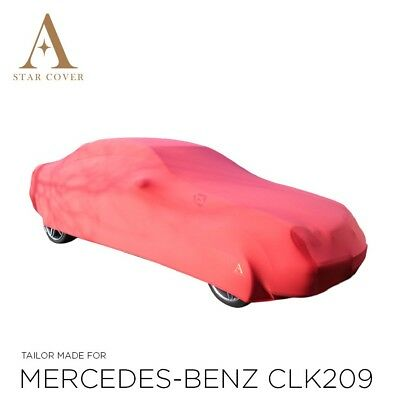 Mercedes-Benz Clk A209 Indoor Car Cover > Tailored Made Cover > Clk Class > Red