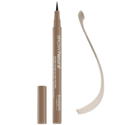 Bourjois Brow Natural Eye Brow Felt Tip Pen Natural Finish 1.5g Eyes Makeup