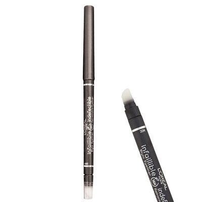L'Oréal Infaillible Indefectible Stylo Eye Liner Waterproof Grey Obsession 304