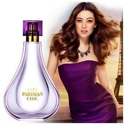 Avon Parisian Chic Eau De Parfum For Her 50 Ml New 1199