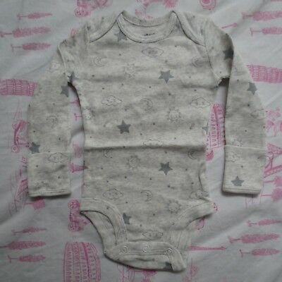 a702f3e6058d BABY GENDER NEUTRAL Newborn 0 3 Months Sleepers Footed Pajamas ...